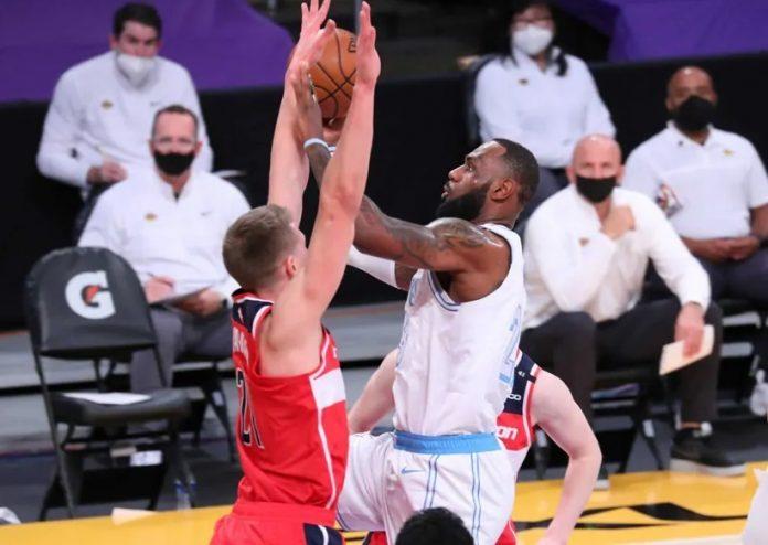 Lakers Washington