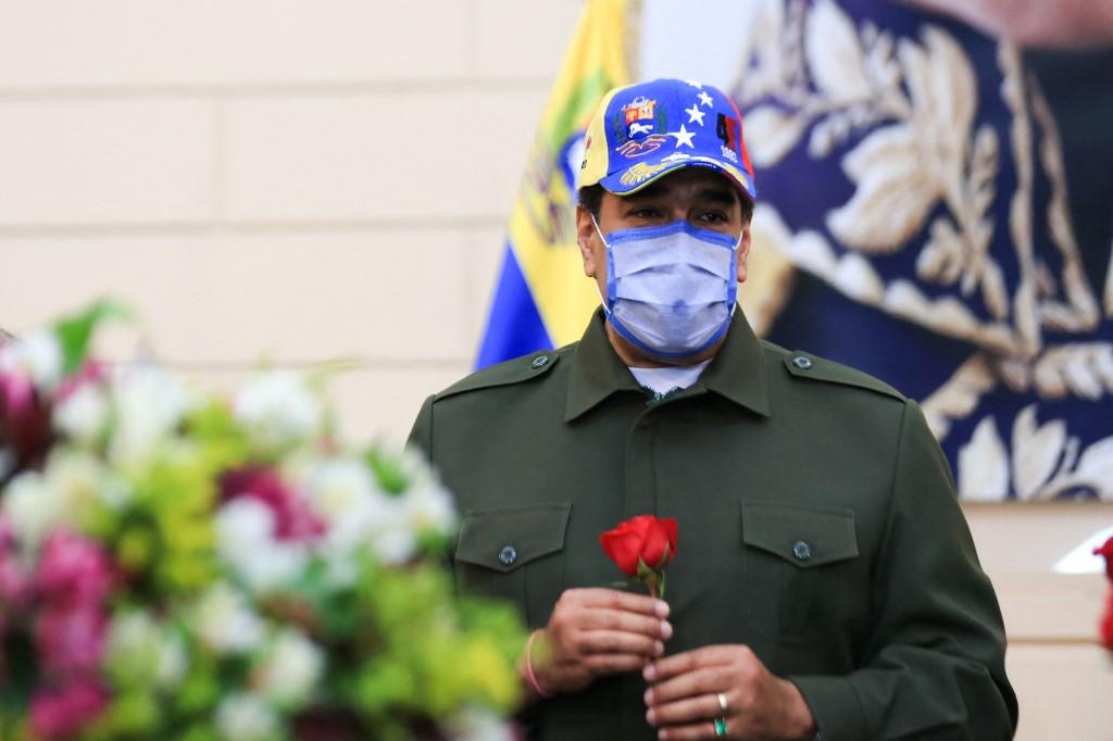 régimen de Maduro