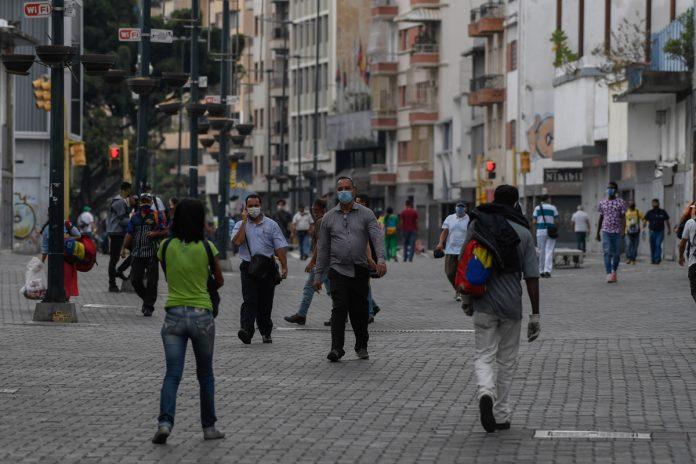 casos covid de contagios por covid-19 Venezuela CORONAVIRUS