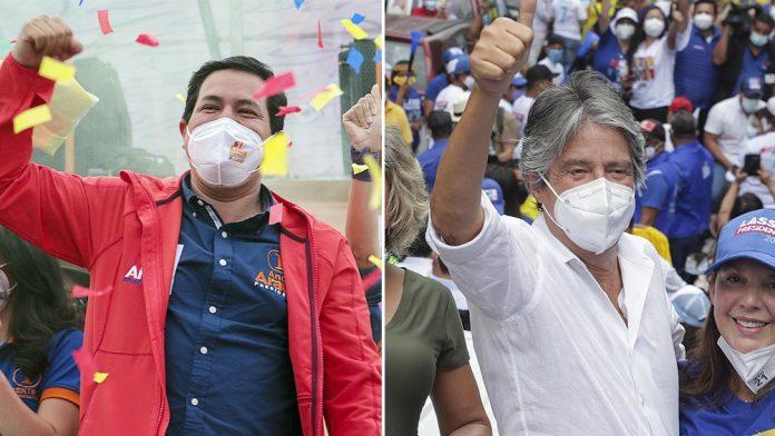 Guillermo Lasso es confirmado por el CNE de Ecuador como el rival de Andrés Arauz en la segunda vuelta de las presidenciales