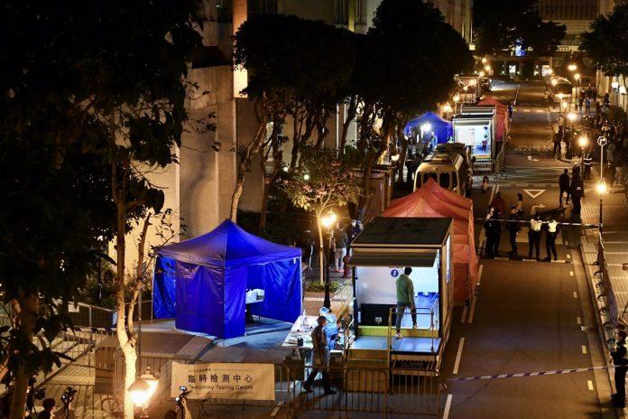 Seis meses de prisión para un enfermo de covid-19 que huyó de un hospital en Hong Kong