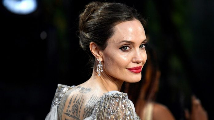 Angelina Jolie accuses Harvey Weinstein of getting too involved with her