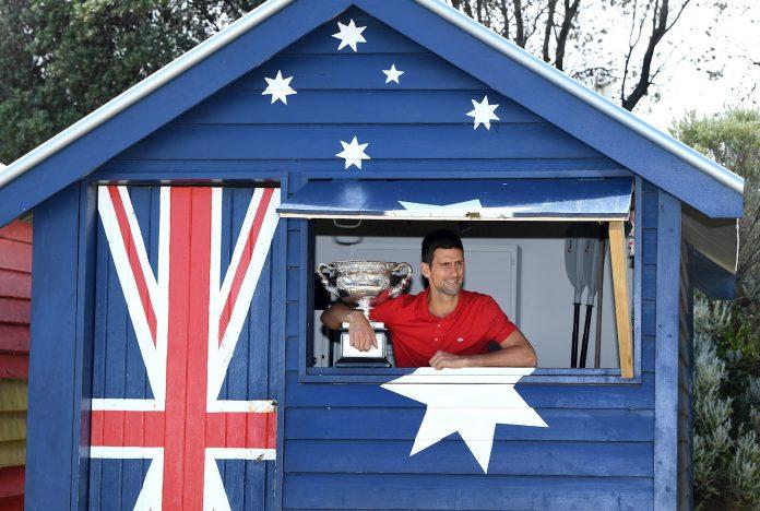 Djokovic Australia