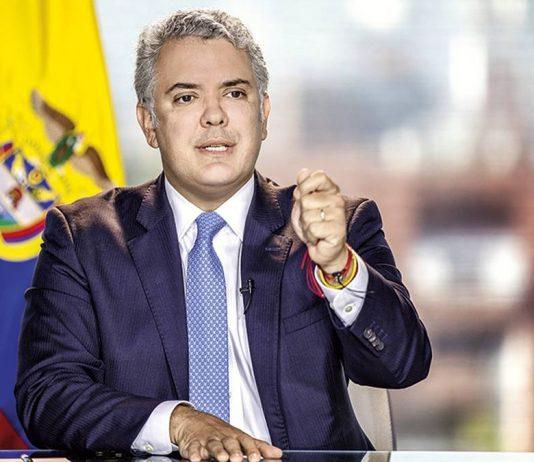 FARC Iván Duque