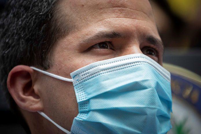 Guaidó coronavirus Guaidó: Justicia internacional debe actuar ante delitos de lesa humanidad