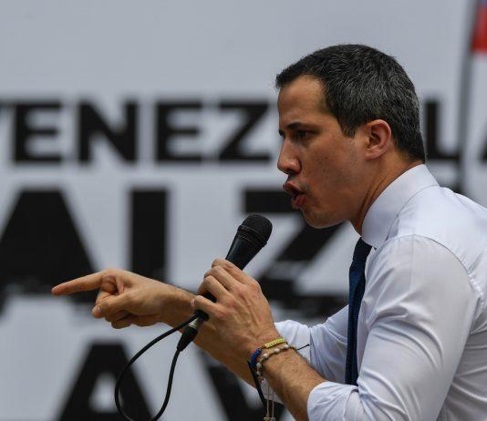 CNE En la víspera de un nuevo CNE, Guaidó predijo que los resultados serán rechazados