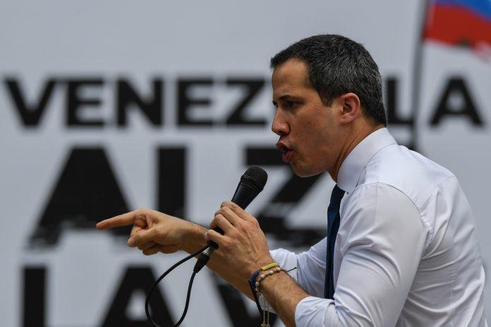 En la víspera de un nuevo CNE, Guaidó predijo que los resultados serán rechazados