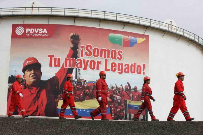 industria petrolera Venezuela