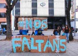 Azul Positivo: protestan en Ministerio Público por liberación de activistas-Ataques-ONG-las ONG