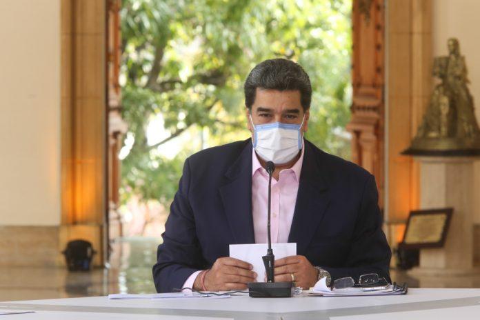 Maduro se vacunará