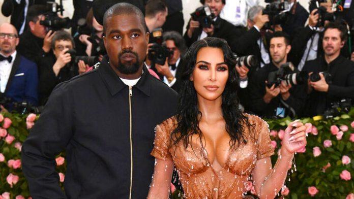 Kardashian y Kanye West