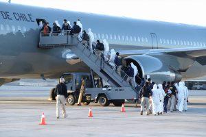 Venezolanos expulsados de Chile ONU