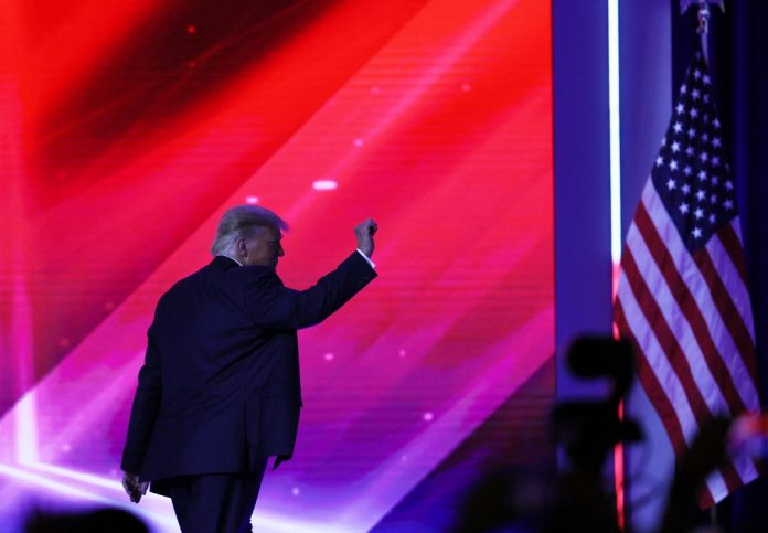 Trump Candidato