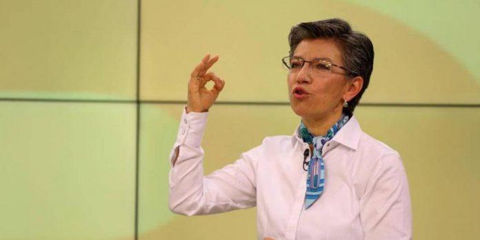 Claudia López venezolanos
