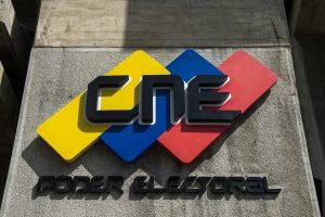 CNE cronograma electoral-de irregularidades