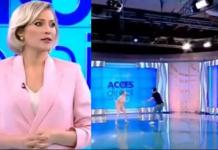 mujer ataca