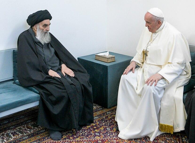 El papa: líder de Irak respalda la coexistencia con cristianos