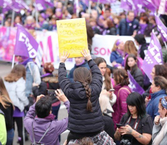 España marchas marzo