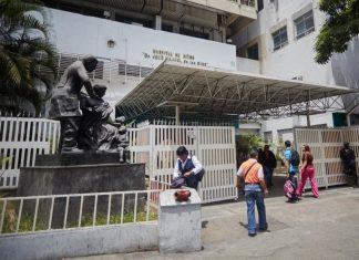 Entrada de un cargamento de insumos médicos al JM de lo Ríos fue rechazada
