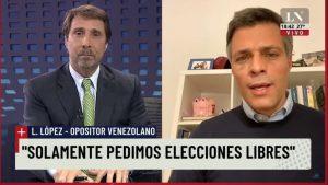 López elecciones