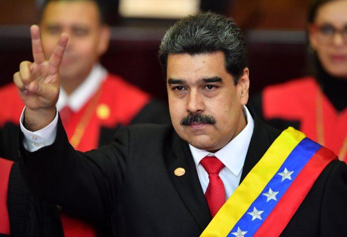 Maduro vacuna