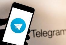 Telegram salas voz