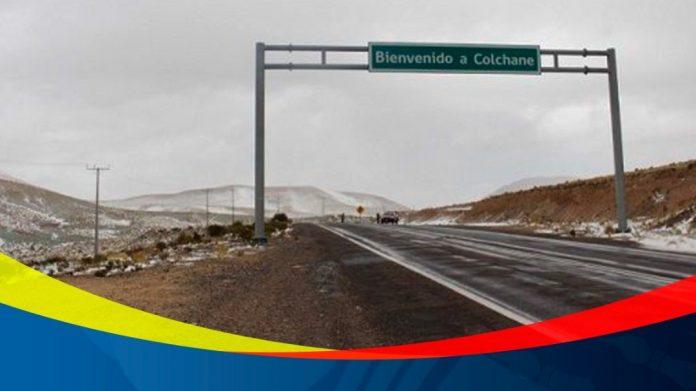 frontera Chile Bolivia