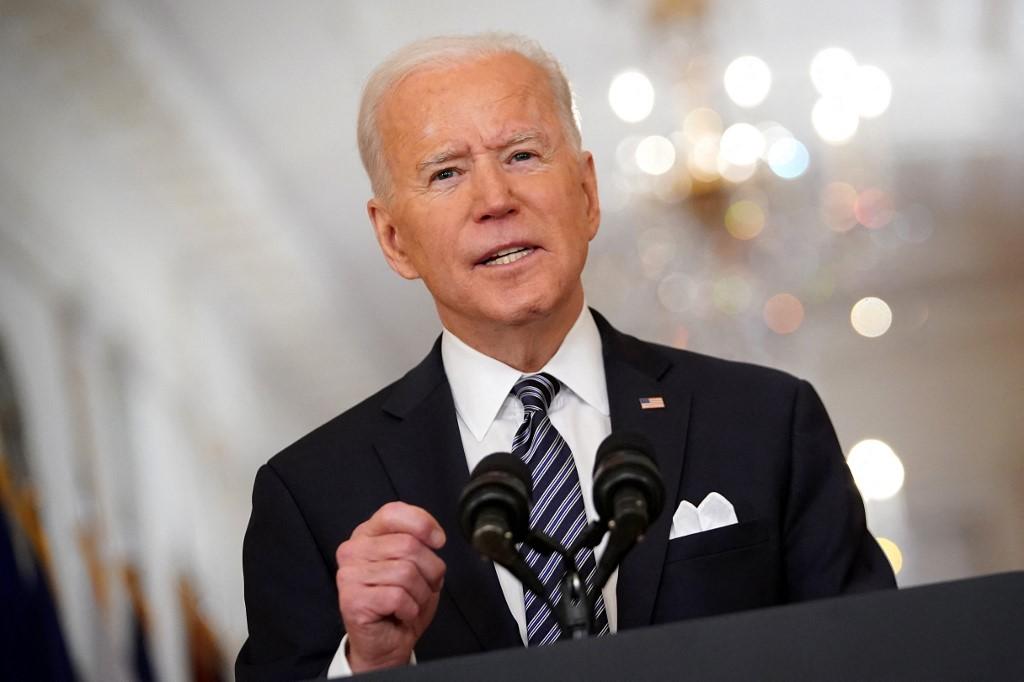Biden: China quiere ser el país más poderoso, pero no lo permitiré, dijo