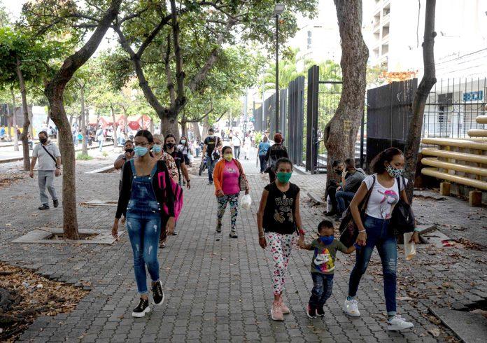 infecciones coronavirus venezuela contagios