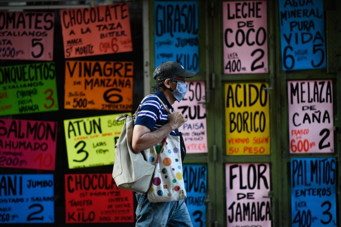Inflación Venezuela-BCV