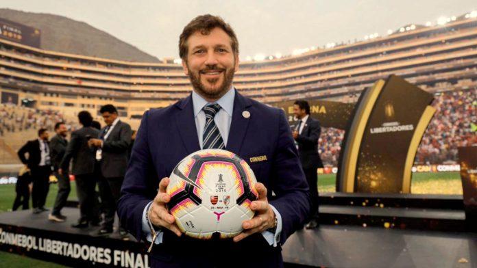 fanáticos Copa América