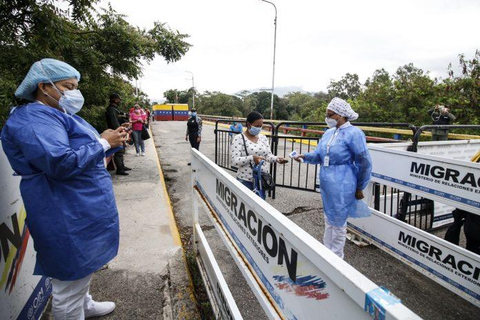 Colombia Venezuela Estatuto Gobernadora de Táchira exigió a Maduro habilitar canales humanitarios en la frontera con Colombia