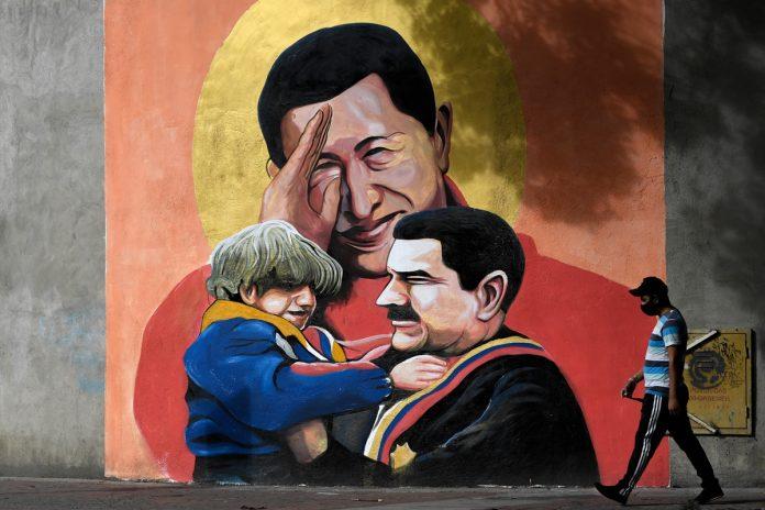 Crímenes de Lesa Humanidad en Venezuela