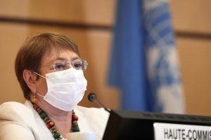 Michelle Bachelet: Renovación del CNE es una prueba para la credibilidad de las próximas elecciones