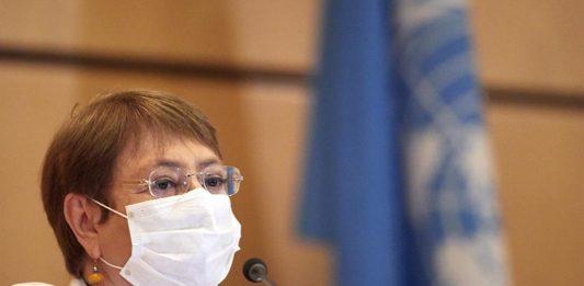 Michelle Bachelet sanciones Venezuela : Renovación del CNE es una prueba para la credibilidad de las próximas elecciones
