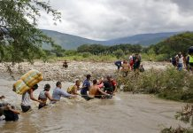 migrantes, venezolanos, El Nacional