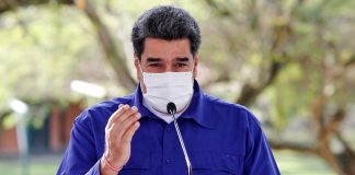 Maduro paquete covax
