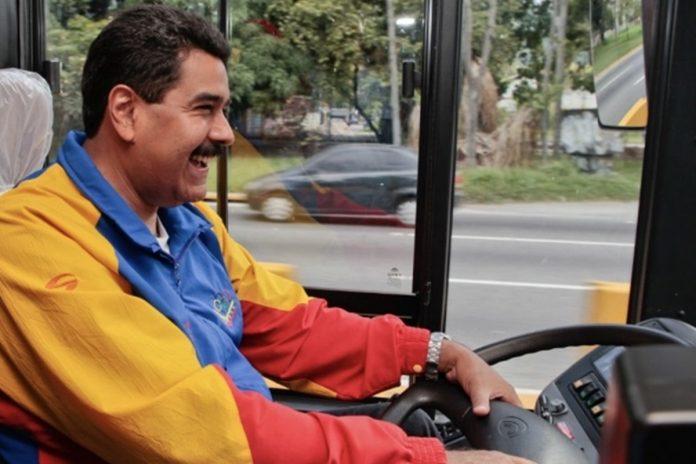 """Exjefe de Maduro cuando era conductor de autobús: """"Era un vago y un irresponsable"""""""
