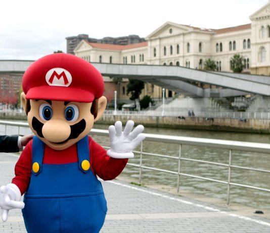 parque Súper Mario
