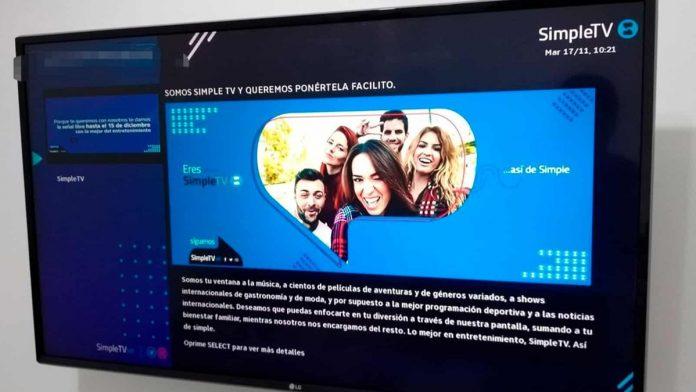 Simple Tv Plan MegaHD