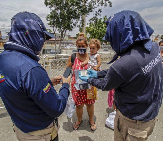 Estatuto Temporal de Protección beneficiará a 1.742.927 venezolanos en Colombia