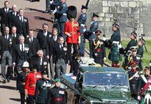 Felipe funeral