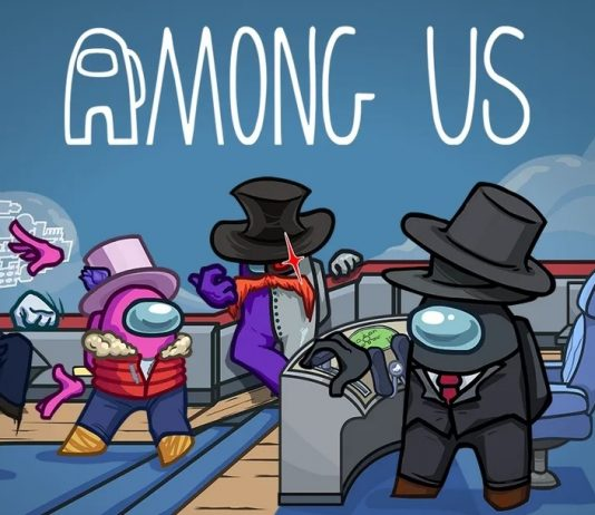 Among Us PlayStation