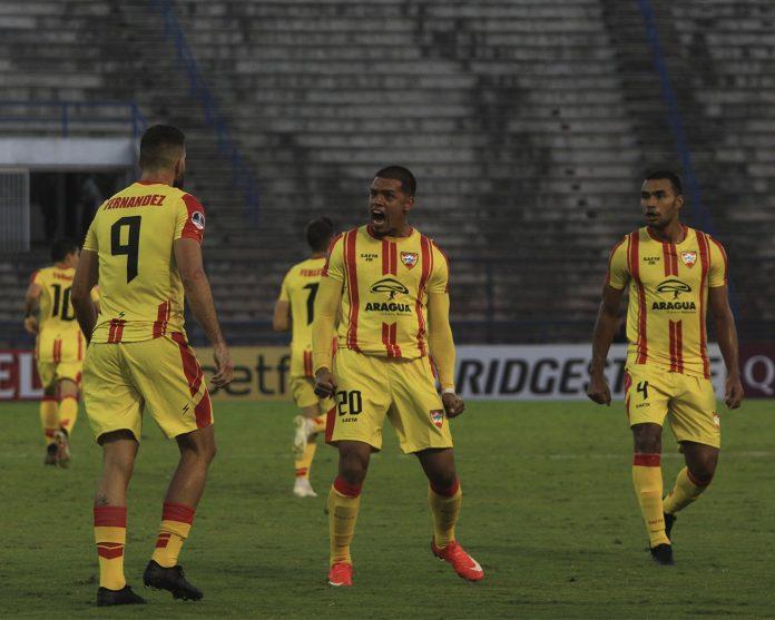 Aragua Copa Suramericana
