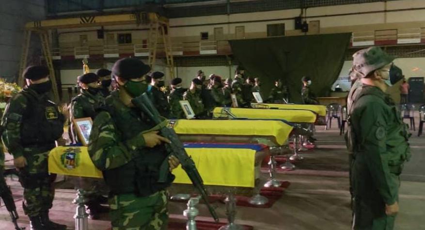 Familiares de unos de los militares muertos en Apure claman por el cuerpo