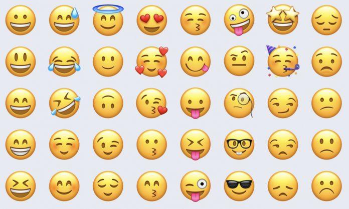 Emojis moda