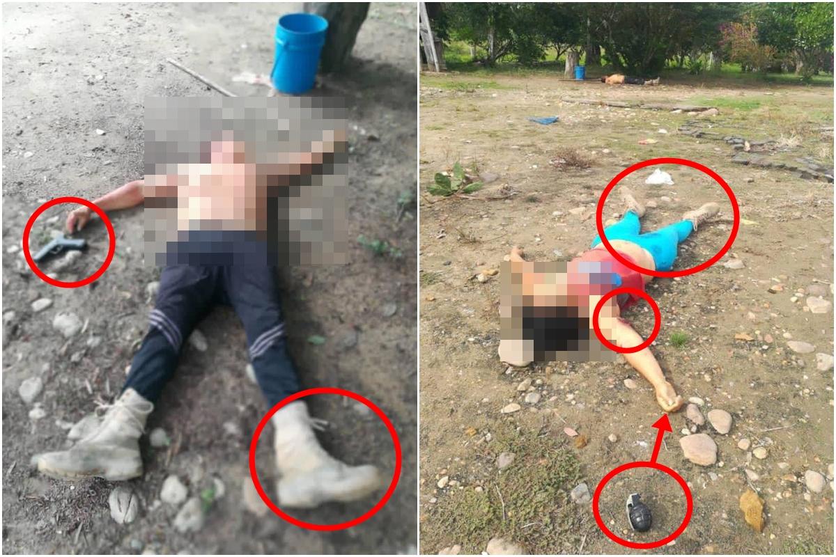 Enfrentamientos en Apure: los indicios de que la FAES montó un falso positivo en el asesinato de una familia en El Ripial