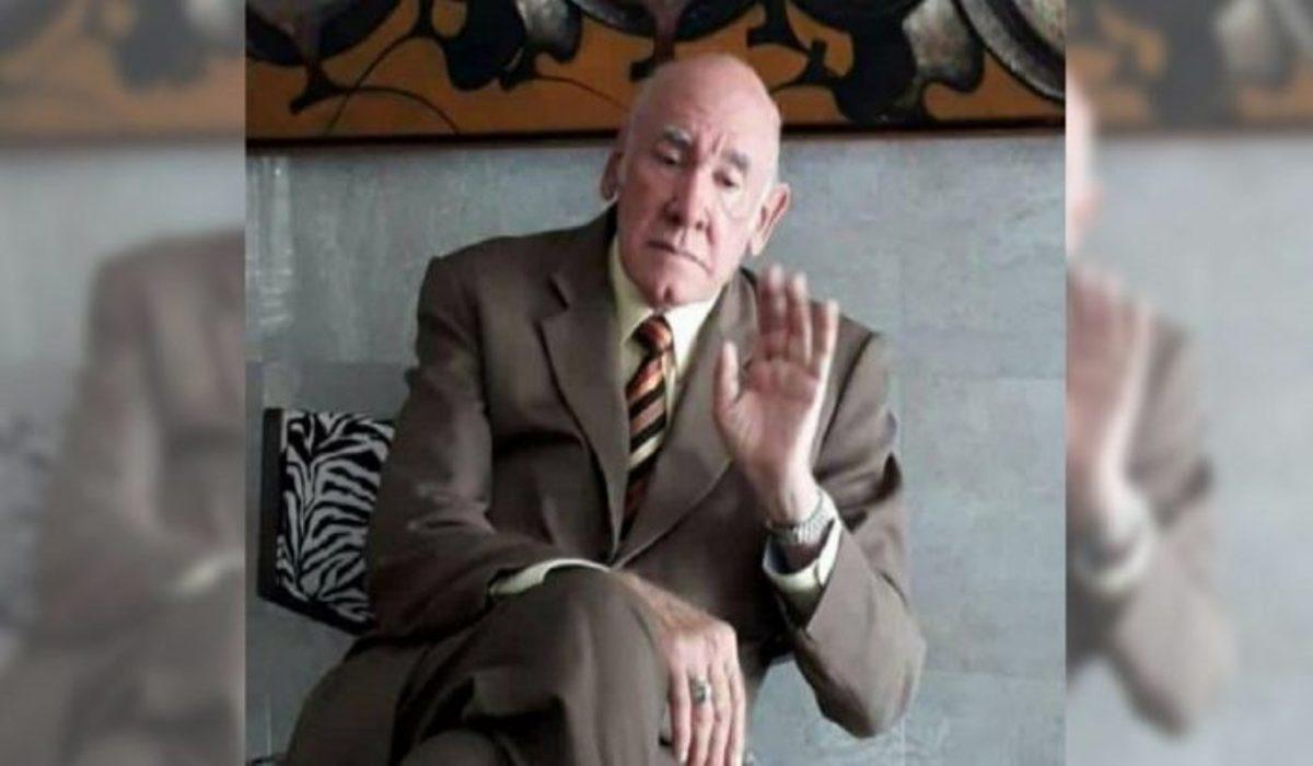 Falleció el contralmirante Hernán Grüber Odreman por complicaciones derivadas del Covid-19