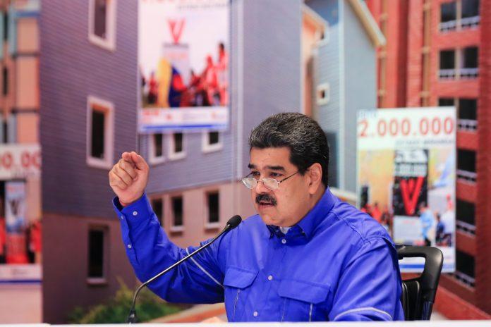 Maduro papa