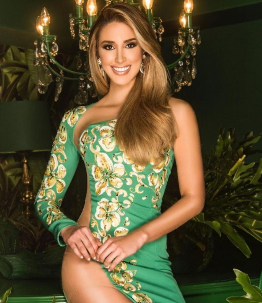 Miss Venezuela: Mi fortaleza es saber manejar mi inteligencia emocional